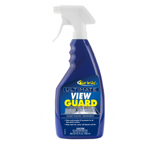 Starbrite View Guard Clear Plastic Treatment 650ml